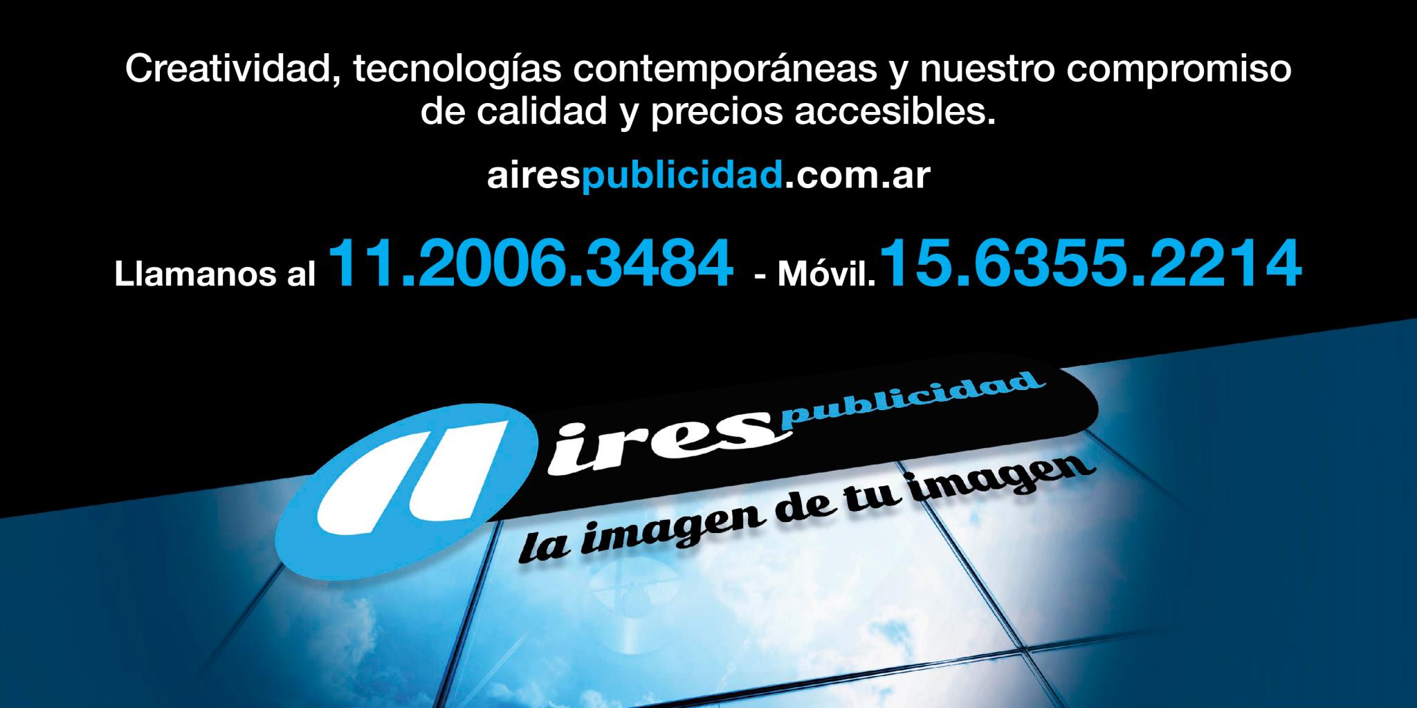 Aires Publicidad : La imagen de tu imagen